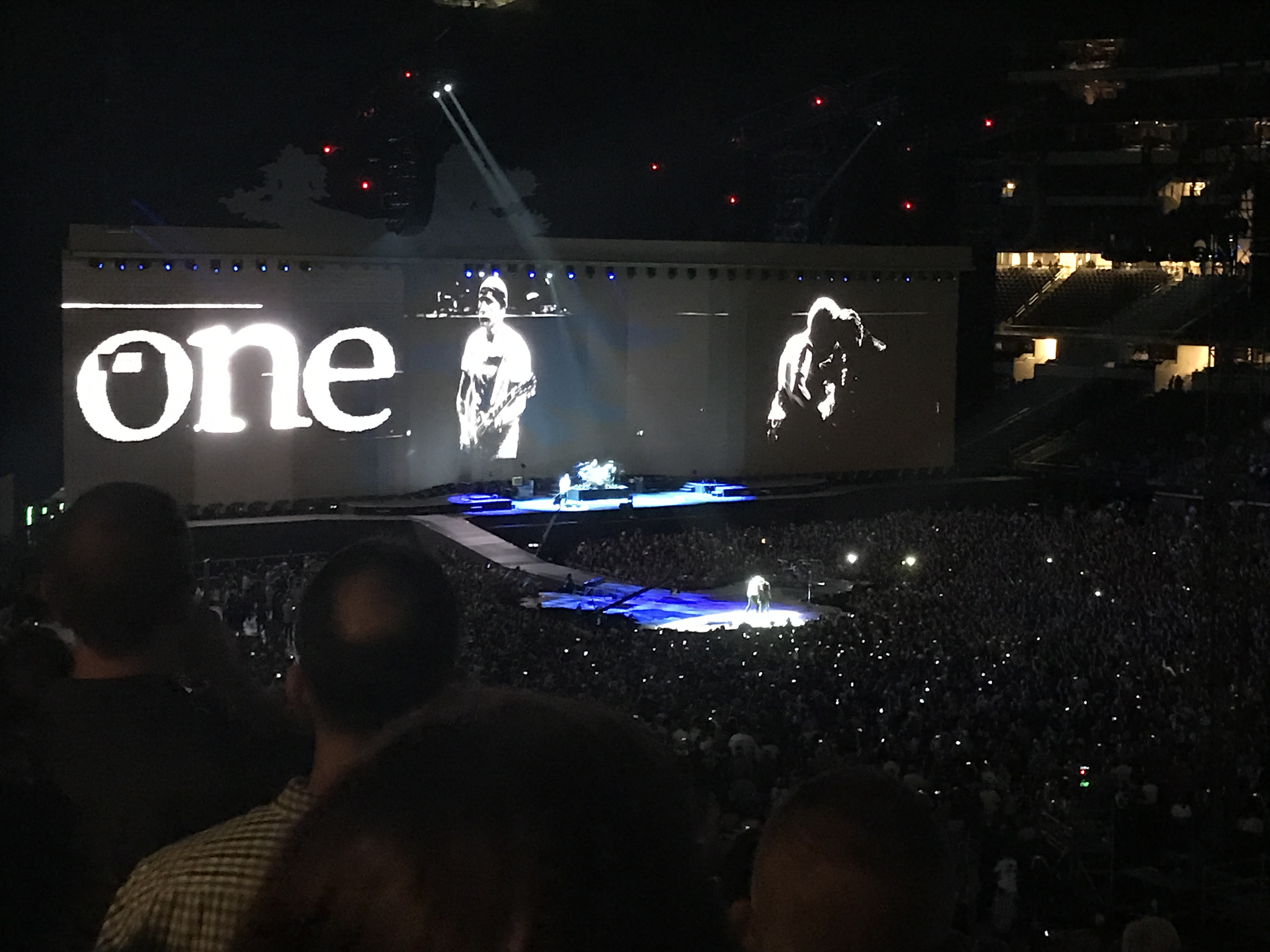 One: Kicking Off Summer Concert Series with U2 - Life Prompted